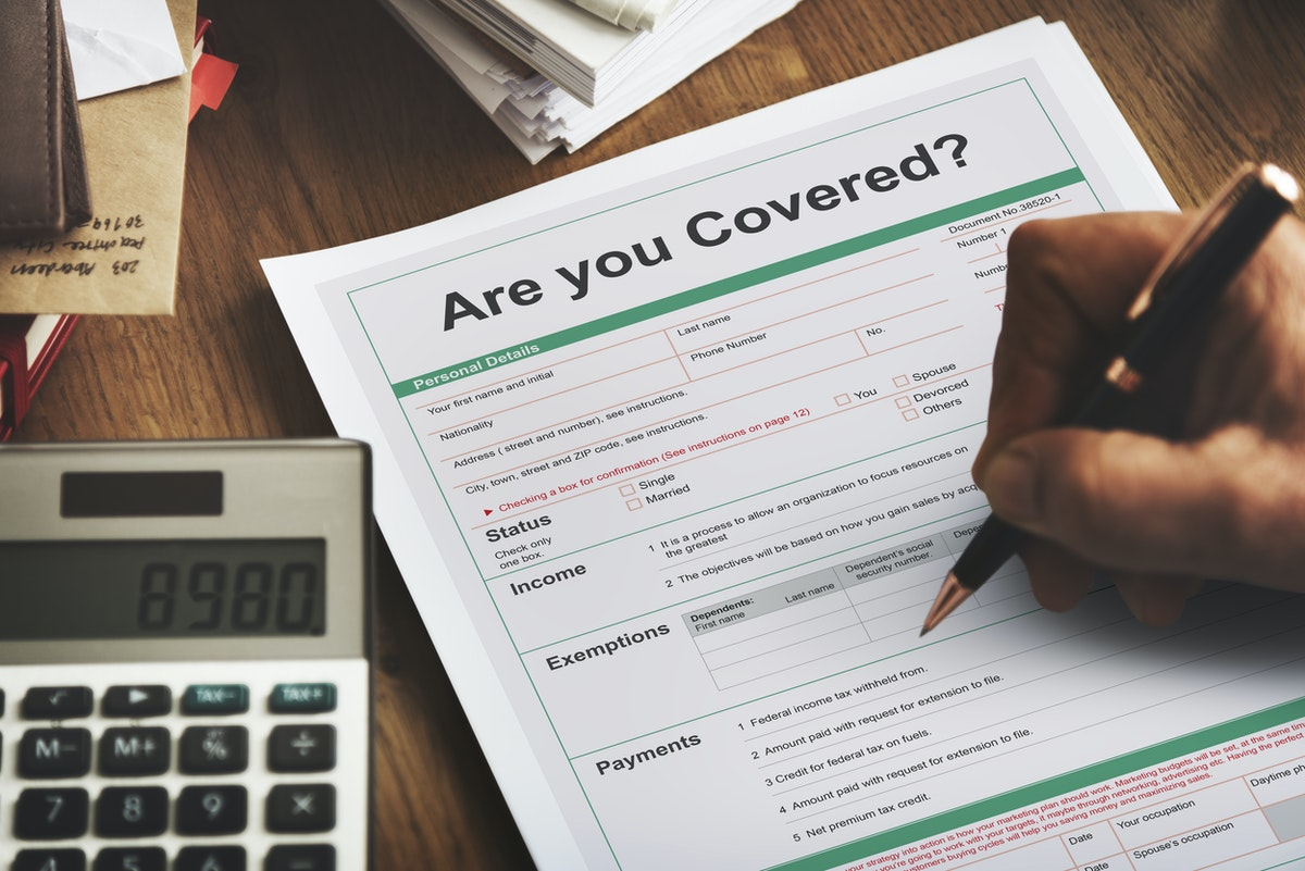 There are many types of insurance, sometimes it can get confusing!